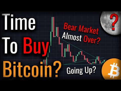 Why NOW Is The Best Time To Buy Bitcoin In All Of 2018!