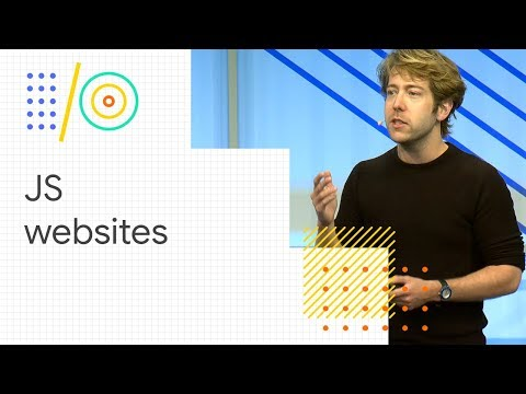 Deliver search-friendly JavaScript-powered websites (Google I/O '18)