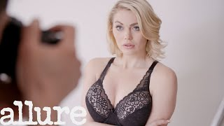 The Secret Life of a Breast Model | Allure