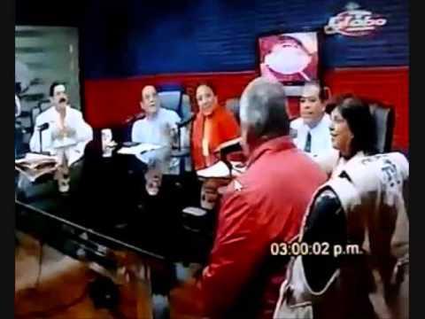 Xiomara Castro y Manuel Zelaya en Radio Globo de Honduras 27/11/2013 COMPLETO