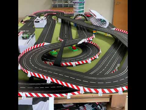 Carrera Slot Car Race Set from Jadlam Racing Models