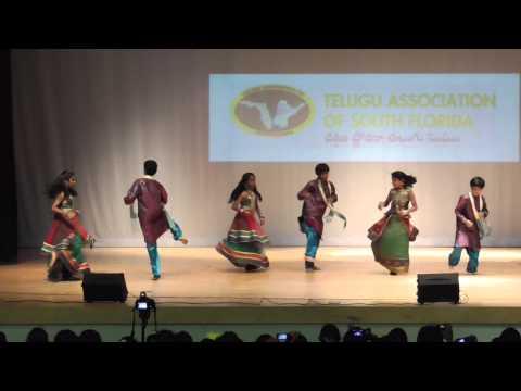 TASF Ugadi 2014 Pathikella Sundhari