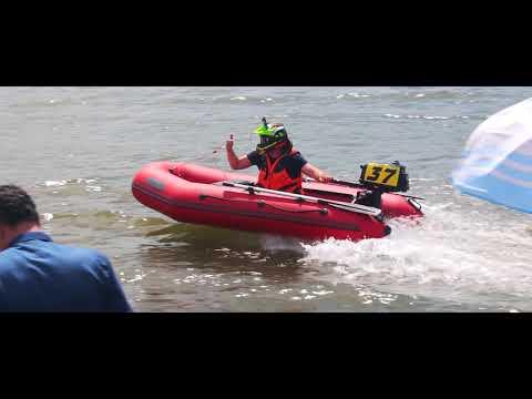 ГОНКИ НА ЛОДКАХ! 6-ой Чемпионат Уфы по водно-моторному спорту 2018 год.