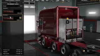 [ETS2]Euro Truck Simulator 2 Scania R RJL v2.2.2 (Update 1.30)