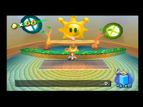 Super Mario Sunshine: 120 Shines + Alternate Ending