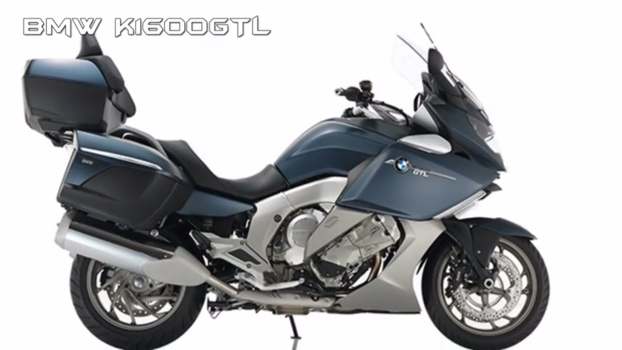the new 2017 bmw k 1600 gtl looks majestically youtube. Black Bedroom Furniture Sets. Home Design Ideas