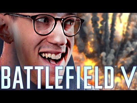 Chaos in der Alpha   Battlefield V
