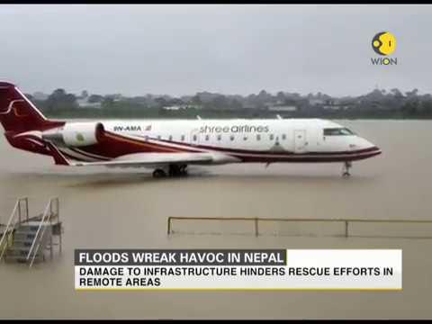 Floods wreak havoc in Nepal