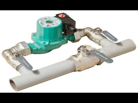 Байпас в системе отопления: что это такое и какую функцию выполняет?
