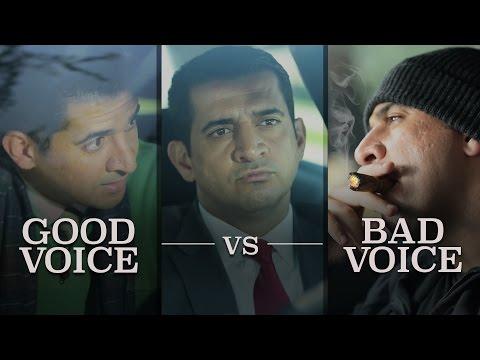 """The Mental Battle of an Entrepreneur- """"Good Voice, Bad Voice"""""""