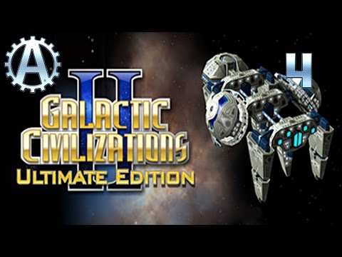 Galactic Civilizations 2 Ultimate Edition Let's Play 4 |