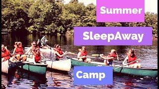 overnight summer camp
