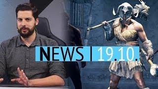 Gegner vermisst: Assassin's Creed Live-Event abgesagt - Days Gone verschoben - News