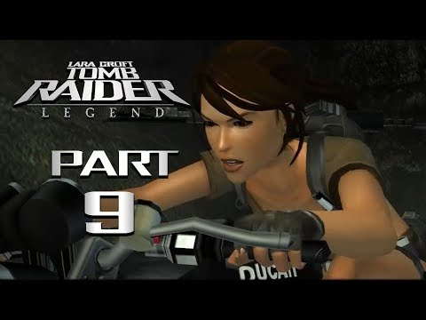 Tomb Raider: Legend ᴴᴰ (Part 9 - Ghana p2f) [PC, No Commentary]