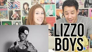 LIZZO - Boys - REACTION