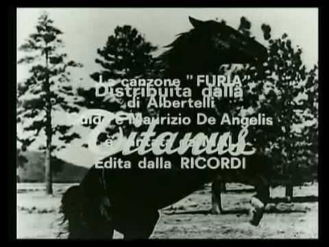 Sigle Tv Furia cavallo del west.