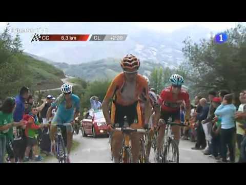 Angliru Vuelta a España 2013