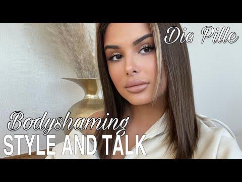 Lass uns über Bodyshaming sprechen..   Jasmin Azizam
