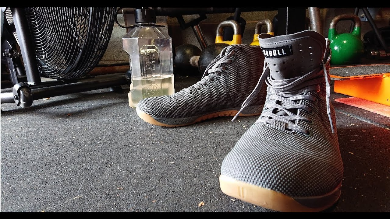 NOBULL High Top Trainer Review - Grey