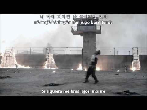Big Bang - Monster  Sub Español  Hangul  Romanización