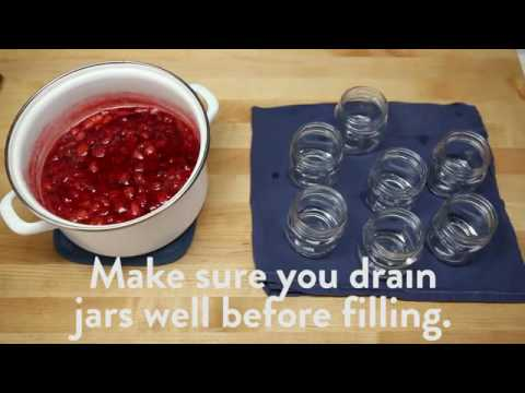 How To Make Sure Jell Strawberry Jam