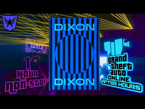 Dixon Live DJ Set (3 Hours Music Non-Stop, with Index) - GTA Online AFTER  HOURS