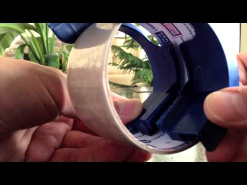 How To Properly Change Readypost Packing Tape Dispenser