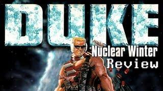 LGR - Duke Nukem 3D Nuclear Winter - DOS PC Game Review
