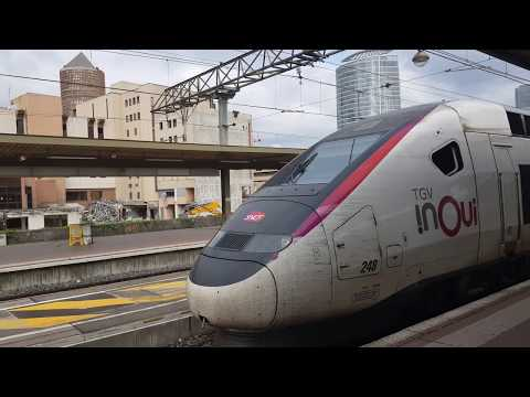 France: From Lyon To Marseille By TGV (French Highspeed Train) - Up To 300km/h - 2019
