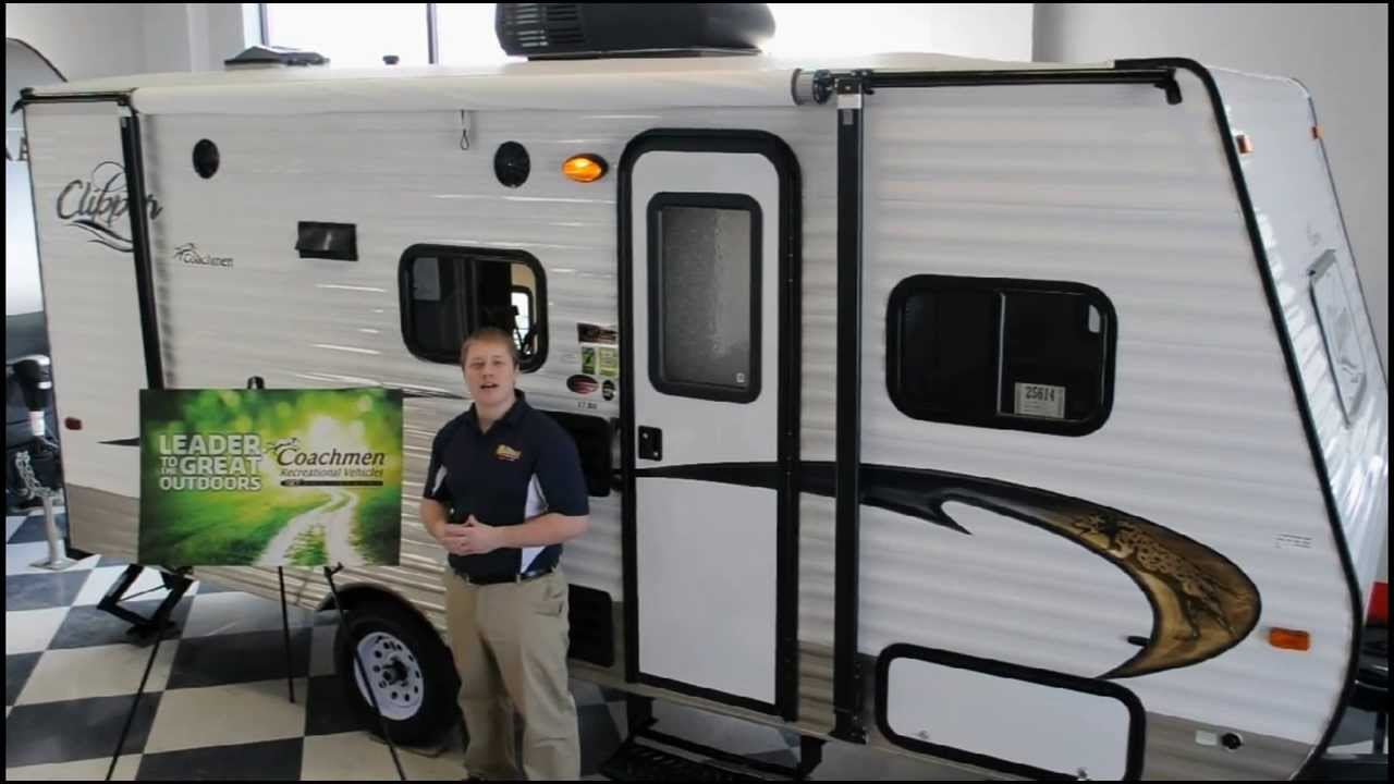 Travel Trailer Ft
