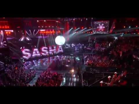 Sasha Allen Bad Girls Live HD