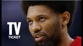 BREAKING NEWS! ATLANTA HAWKS PLAYER DEANDRE BEMBRY ARRESTED FOR GOING 128MPH IN 55MPH ZONE!
