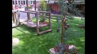 Natural Playgrounds Kid Friendly Backyard Ideas