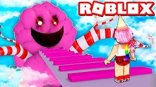 ESCAPE THE SWEET MONSTER Roblox Escape The Candy Shop Obby
