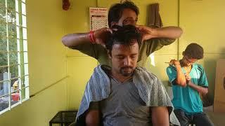 ASMR Sloth Massage with cracking