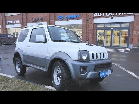 Сузуки Джимни ( Suzuki Jimny) Джип для алкашей.