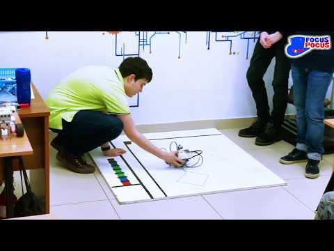 Лига Роботов 2020 | защита проекта на Lego Mindstorms Education EV3