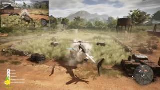 Gameplay Beta Ghost Recon Wildlands : E01