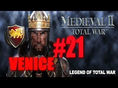[#21] VENICE CAMPAIGN - Medieval 2 Total War Gameplay