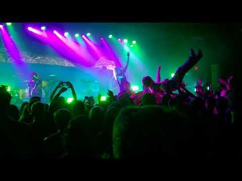 Underoath - Paper Lung (The No Fix Tour 2018, TN) mp3