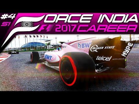 F1 2017 CAREER MODE #4 | CAR FAILURES EVERYWHERE | Russia & Classic Event