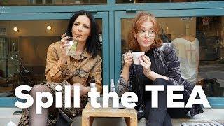 SPILL THE TEA με την Μάρα Σαμαρτζή | BEAUTYLEAKS by JuL