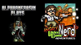 AlphaOmegaSin Plays Angry Video Game Nerd Adventures