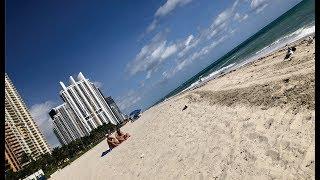 США. В Майами на денек! $100 за ночь, Пляж, Русский магазин