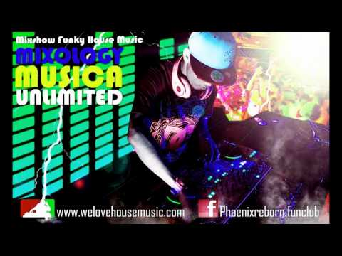 Electro House Music Like a Party MIX TapeDJ JACKMAN MIXOLOGY 2013