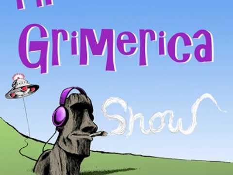 #142 - Grimerica Talks Star Myths and Constellations withDavid Mathisen