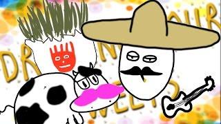 EL EGGO!!    Drawing Your Tweets #6
