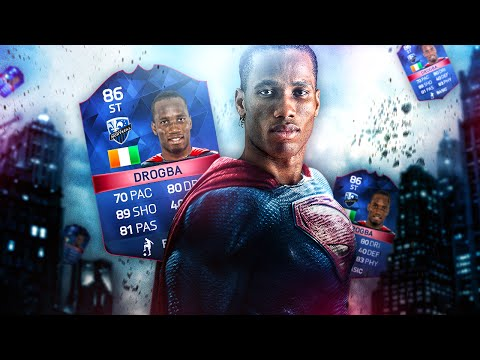 OMG SUPER TOTS DROGBA THE OTHER CHELSEA KING OF STAMFORD BRIDGE! FIFA 16 ULTIMATE TEAM