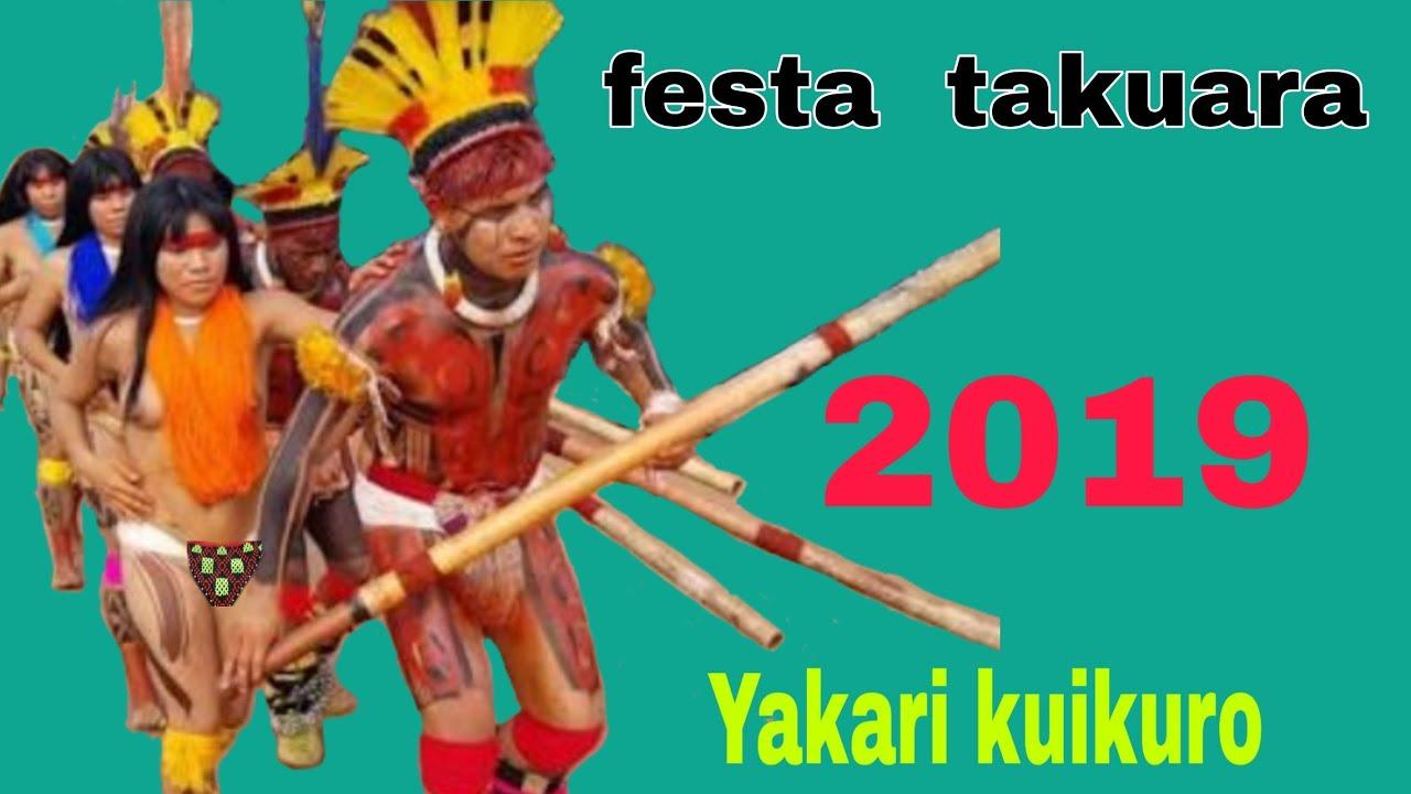 festa takuara 2019