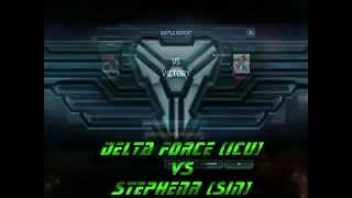 Vega Conflict 1100 Delta Force…